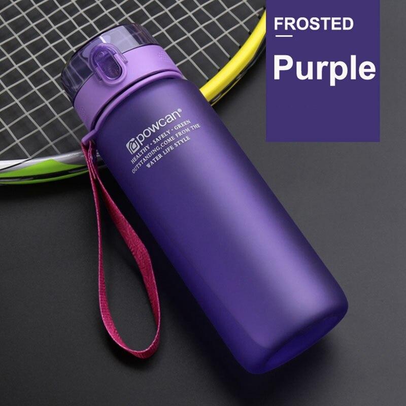 Nouveau 800ML 1000ML bouteille d'eau shaker En Plastique Direct boire randonnée bouteilles d'eau Shaker bouteille Gourde En Plastique Sport