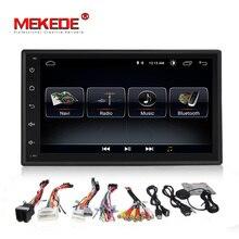 Автомобильный DVD gps android 8,0 плеер 2 din радио Новый универсальный gps навигации мультимедиа для Nissan Toyota Volkswagen Mazda BYD kia VW