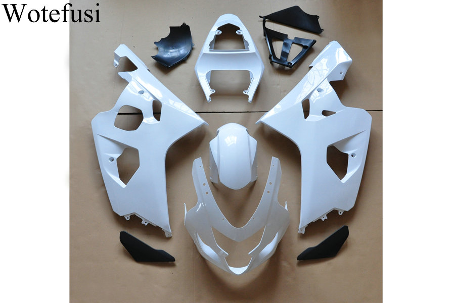 Wotefusi ABS Injection Mold Unpainted Bodywork Fairing For SUZUKI GSXR 600 750 K4 2004 2005 [CK1019] wotefusi abs injection mold unpainted bodywork fairing for honda cbr 1000 rr 2004 2005 [ck1036]