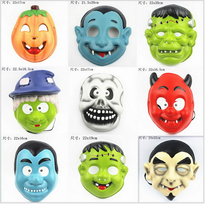 eva small grimace children kids masks clown mask masquerade masks halloween masks game props in party masks from home garden on aliexpresscom alibaba - Halloween Kid Games Online