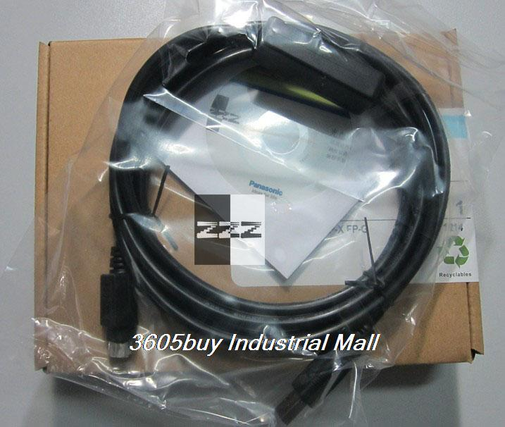 PLC programming Cable USB-AFC8513 FP0 GT11 FP2 FP-M Series professional integrity plc programming cable usb fbs seconds