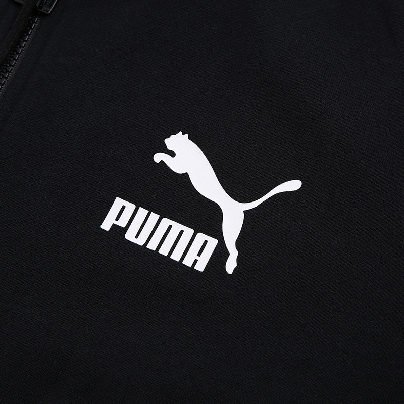 Image 4 - Original New Arrival  PUMA T7 Mens Hooded Knitted Running Jacket-in Running Jackets from Sports & Entertainment on AliExpress