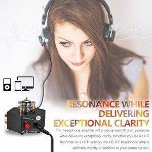 Image 5 - 2020 Nobsound NS 02E Class A 6N3 Vacuum Tube Amplifier Stereo HiFi Headphone Amp / Pre Amp