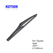 Car Windshield real Wiper Blade For Toyota Aygo, (2014+),Rear wiper,Natural rubber, Accessorie