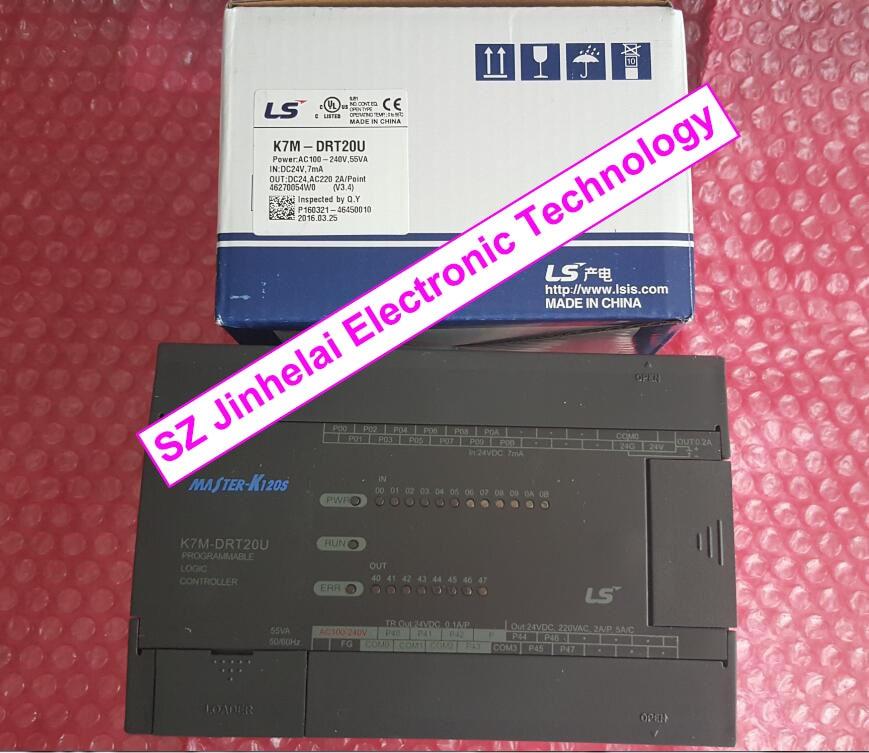 все цены на K7M-DRT20U LS New and original PLC онлайн