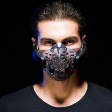 Blue/purple color Bone Conduction Headset face mask Earphone