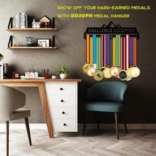 DDJOPH medal holder Sport hanger Medal display rack for all sports hold 29+ medals