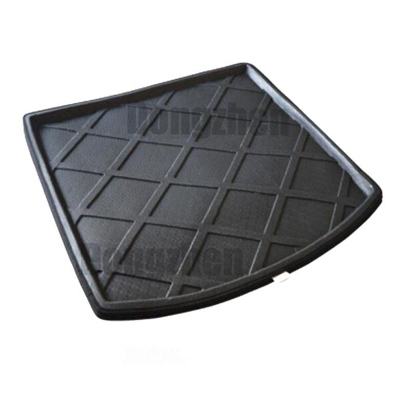 Dongzhen Auto Car Rear Trunk Mat Boot Liner Cargo Floor Mat Tray Sticker Dog Pet Cover fit for Volkwagen Touran 5 seat 2010-2015