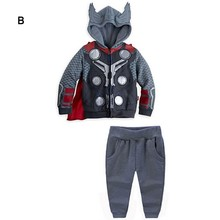 The Avengers Ironman Cosplay Costume Set: shirt and iron man pants size Halloween party Cosplay