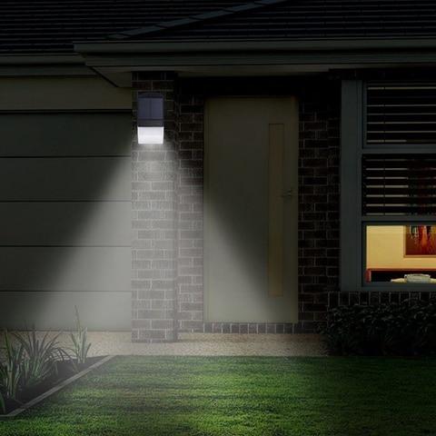 lampada de luz ao ar livre solar