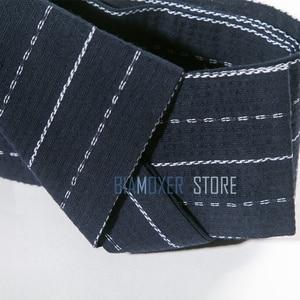 Image 4 - Biamoxer 17 colours Japanese Mens Kimono Yukata Stiff Kaku Obi Belt Easy Kai No Kuchi Musubi