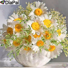 DiaPai Diamond Painting 5D DIY 100% Full Square/Round Drill Flower landscape Embroidery Cross Stitch 3D Decor A24810