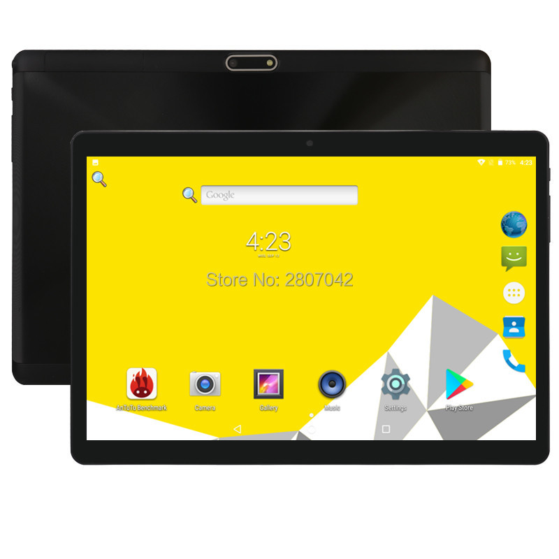 2018 New 10 inch Tablet PC Octa Core 4GB RAM 32GB ROM Dual SIM Cards Android 7.0 GPS 3G 4G FDD LTE Tablet PC 10 10.1 +Gifts 11 11 new 10 inch tablet pc octa core 4gb ram 32gb rom dual sim cards android 7 0 gps 3g 4g fdd lte tablet pc 10 10 1 gifts