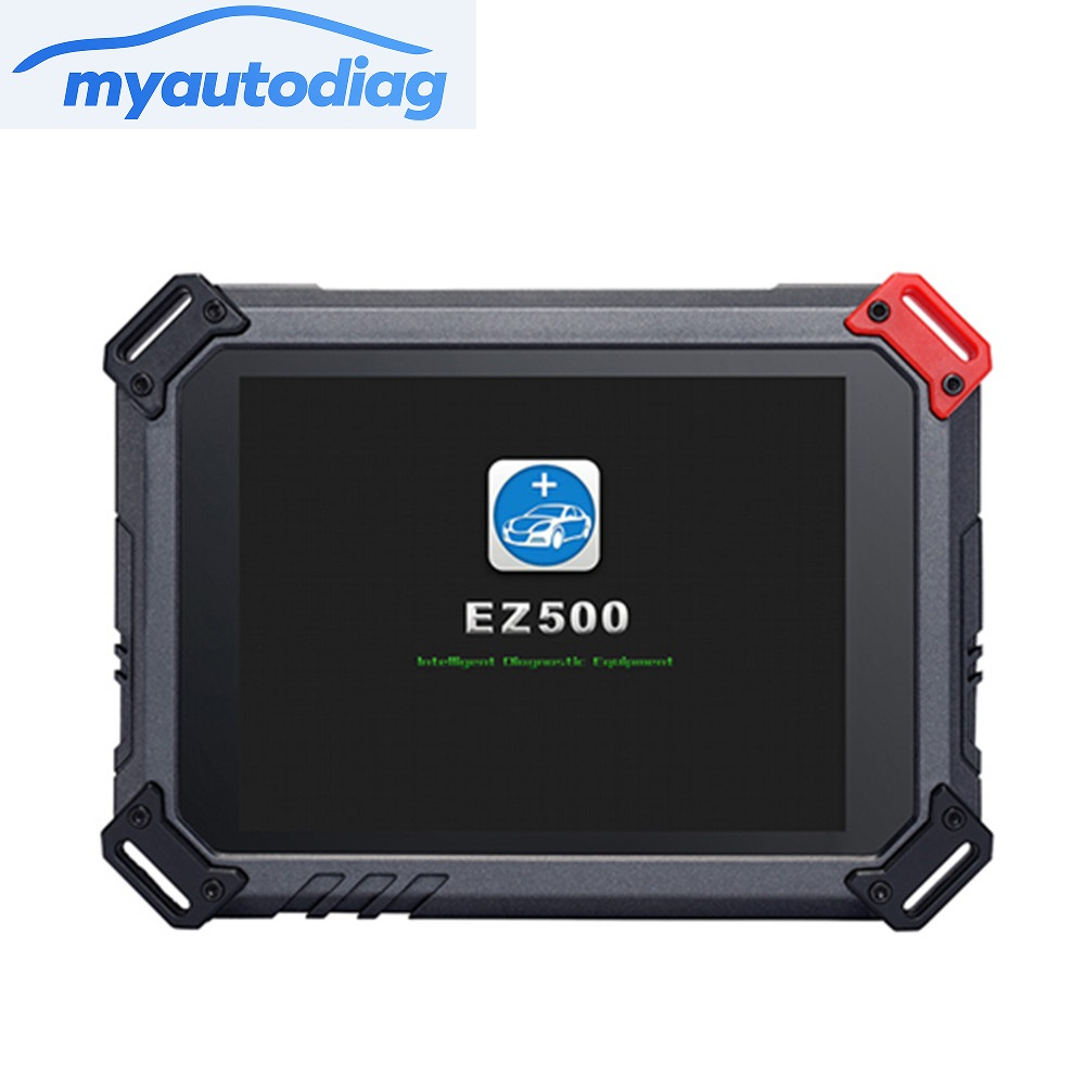 Original XTOOL EZ500 Full-System Diagnosis for Gasoline Vehicles with Special Function Same Function With XTool PS80