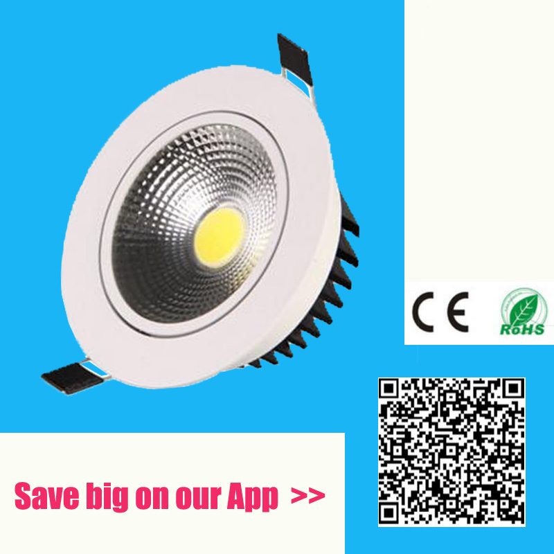 Super Bright Recessed LED cob Downlight Dimmable 3W 5W 7W 9W 15W 20W LED Spot light LED decoration Ceiling Lamp AC 110V 220VSuper Bright Recessed LED cob Downlight Dimmable 3W 5W 7W 9W 15W 20W LED Spot light LED decoration Ceiling Lamp AC 110V 220V