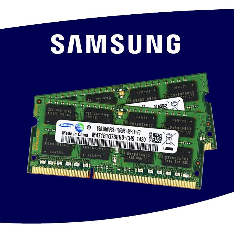 Samsung notebook Laptop RAM Memoria Módulo 1GB 2 PC2 DDR2 800 667 MHz 6400s G 2GB 4G 4GB PC3-12800s 8GB DDR3 1333 1600 MHz 10600s