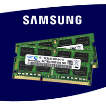סמסונג מחשב נייד RAM Memoria מודול DDR2 800 667 MHz PC2 6400s 1GB 2G 2GB 4G 4GB 8GB DDR3 1333 1600 MHz PC3-12800s 10600s(China)