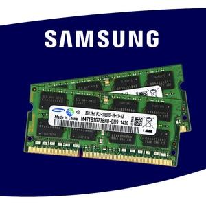 Modulo di Memoria RAM per notebook Samsung DDR2 800 667 MHz PC2 6400s 1GB 2G 2GB 4G 4GB 8GB DDR3 1333 1600 MHz 10600s(China)