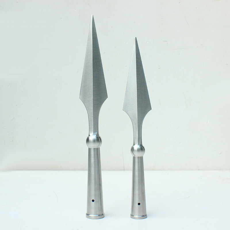 Traditional Gong Fu Spear Heads
