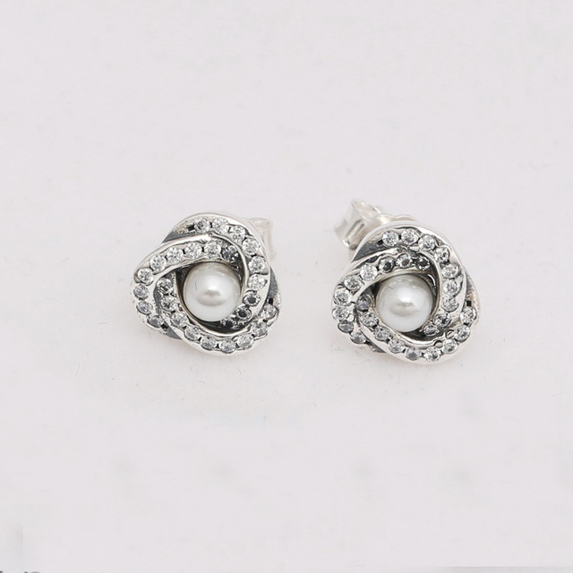 power earrings knot diamond sales product catalog p love