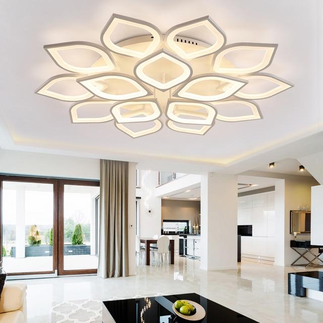Eusolis 110 220v Aluminum Led Lights For Home Luminaire Luminaria ...