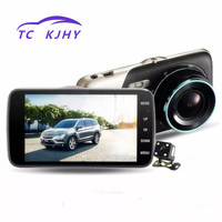 Auto 1080P Traffic Recorder High Definition Night Vision Dash Cam Car DVR Vehicle Mounted Concealed Driving Recorder Display