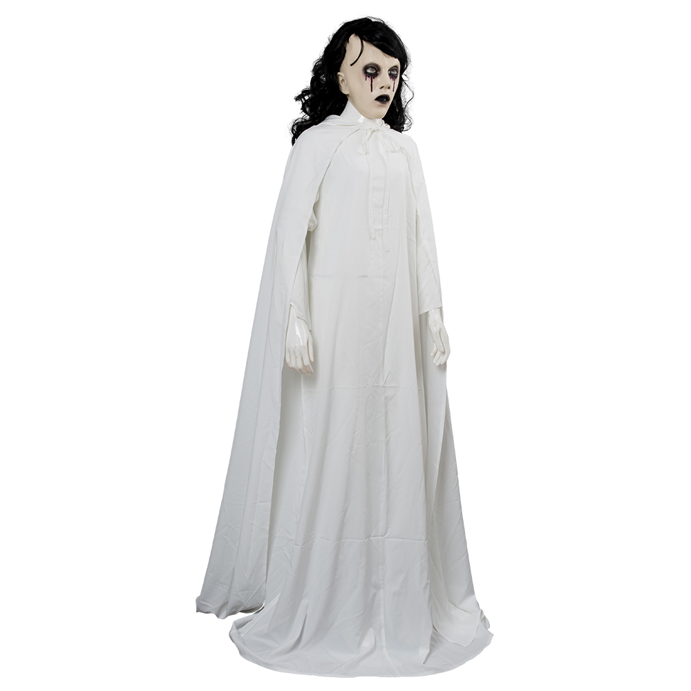 2019 The Curse of La Llorona The Children Cosplay Costume Outfit Cloak Coat Robe