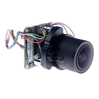 2MP IPC 1080P 960P 720P 2 8 12mm Motorized Zoom Auto Focal LEN 1 2 8