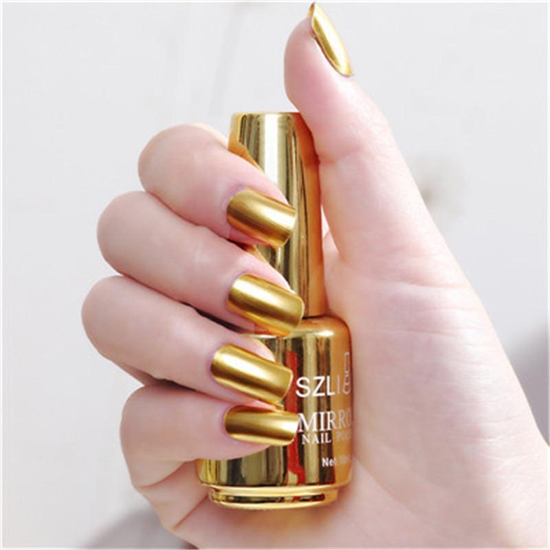 18ml metallic nail polish magic