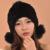 2016 Novo Inverno Mink Senhoras Quentes Cap skullies gorros Headwear Para Meninas Earflaps Chapéus Das Mulheres