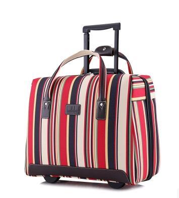 바퀴가있는 트롤리 가방 바퀴에 수하물 가방 운반 수하물 가방 여행 탑승 가방 여행 캐빈 수하물 가방-에서여행 가방부터 수화물 & 가방 의  그룹 1