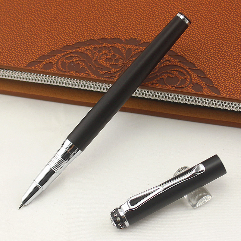 free shipping jinhao 301 Blue roller ball pen new gift pen jinhao pens