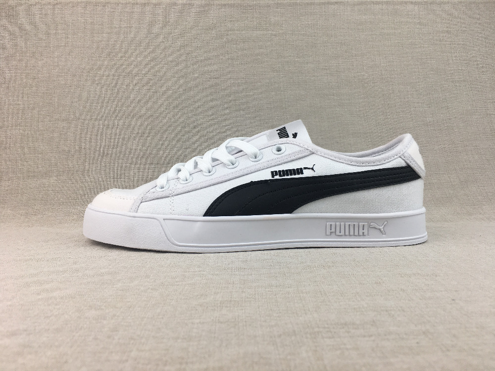 2018 Retro Black and white men Puma open smile casual sports shoes Badminton Shoes size 40-44