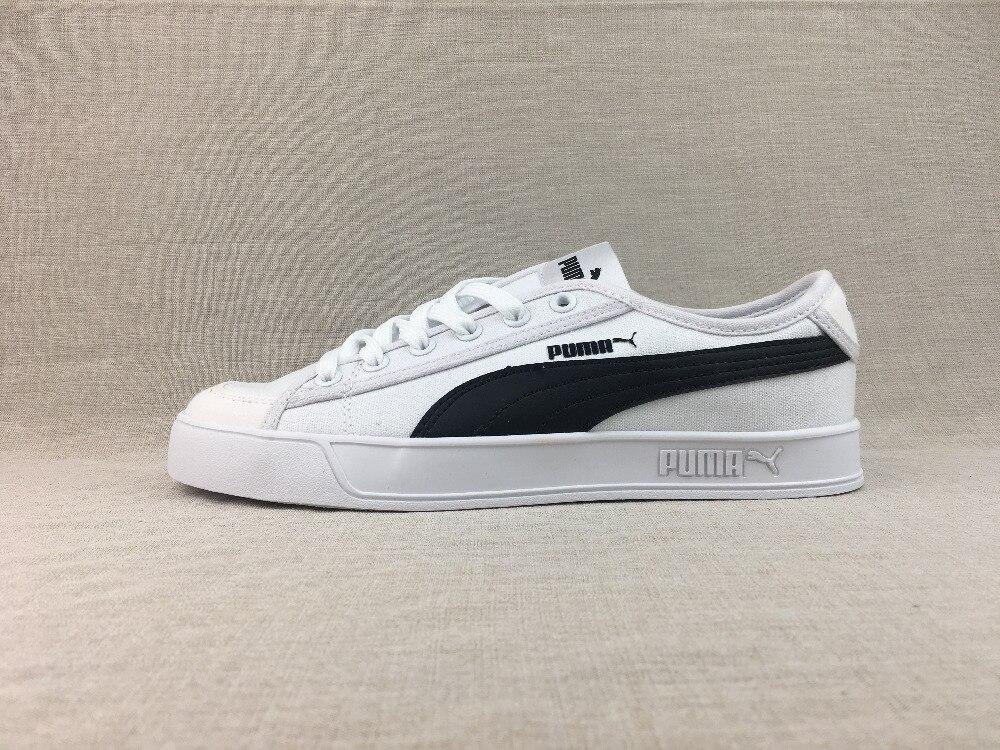 2019 Retro Black and white men Puma open smile casual sports shoes Badminton Shoes size 40-44
