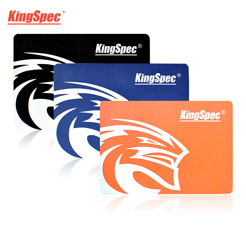 KingSpec 2,5 pulgadas SATA 8 GB 16 GB 32 GB 64 GB 90 GB 120 GB 240 GB SSD 1 TB 128 GB 180 GB 256 GB 360 GB 512 GB 2 TB Disco Duro SSD Disco