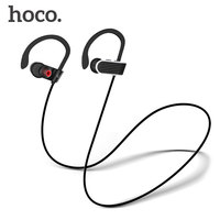 HOCO Original ES7 Sport Running Bluetooth Earphone Earhook Noise Cancelling IPX4 Waterproof Wireless Headphone Ear Hook