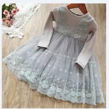 Valoraciones De Long Sleeve Dress Child 3 Years Compras