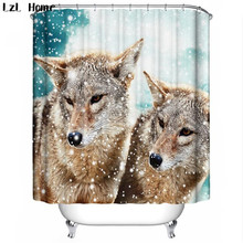 Compare Prices on Lion Shower Curtain- Online Shopping/Buy Low ...