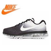 Оригинальный Nike Оригинальные кроссовки AIR MAX дышащая Для Мужчин's Беговая спортивная обувь на открытом воздухе кроссовки с низким берцем Бре