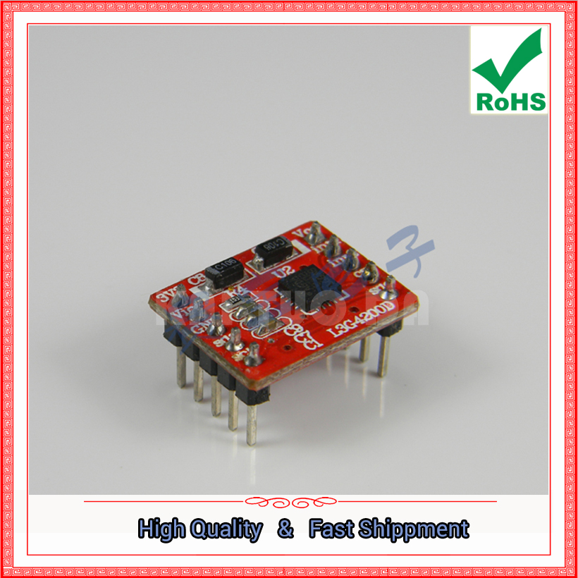special L3G4200D 3-axis digital gyro spot to send circuit diagram board (A1D3)special L3G4200D 3-axis digital gyro spot to send circuit diagram board (A1D3)