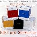 Бесплатная Доставка Высокое Качество Bluetooth Спикер Мини-динамики и мобильный телефон планшетный компьютер и ПК Android Беспроводной динамик