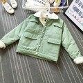 rainy winter autumn warm long sleeve jacket coat buttons fur pastel colors 2016 harajuku ulzzang
