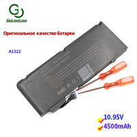 Golooloo laptop battery for APPLE A1322 for MacBook Pro 13 A1278 MC700 MC374 MC375 MC724 MD101 MD314 MB990 MB991