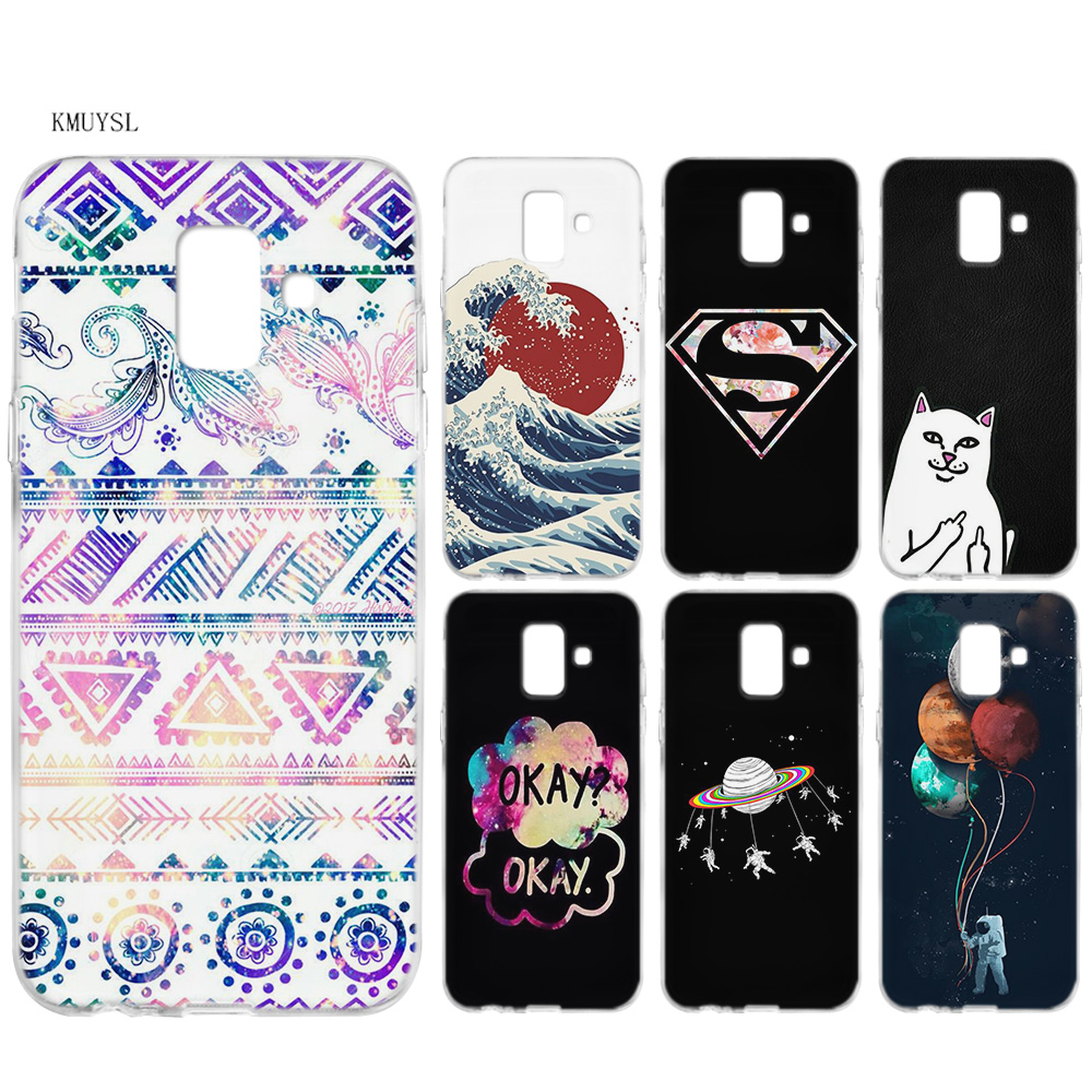 Cellphones & Telecommunications Kmuysl Horse Animal Printed Tpu Silicon Clear Soft Case Cover Shell For Samsung Galaxy A6 A8 Plus J6 J4 J8 2018 Phone Bags & Cases