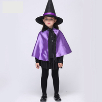 New Halloween Witches Witch As Fashion Halloween Children S Clothing Witch Dress Girls Witch Suit Cosplay