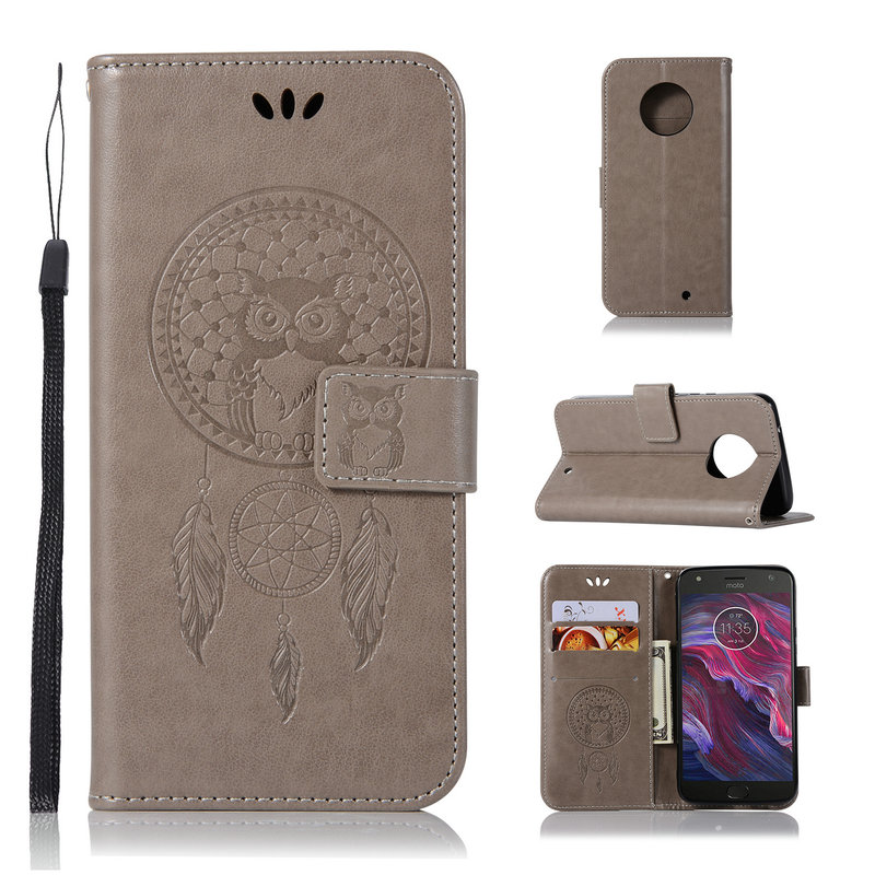 Cover for Coque Motorola Moto X4 Case Capa Motorola X4 Cover Luxury PU Leather Wallet Stand for Motorola Moto X 4 Cover MotoX4