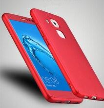 Coque чехол для Huawei maimang 5 G9 Плюс/G7 плюс G8 maimang 4 чехол люкс 360 градусов всего тела Защитный чехол + закаленное стекло