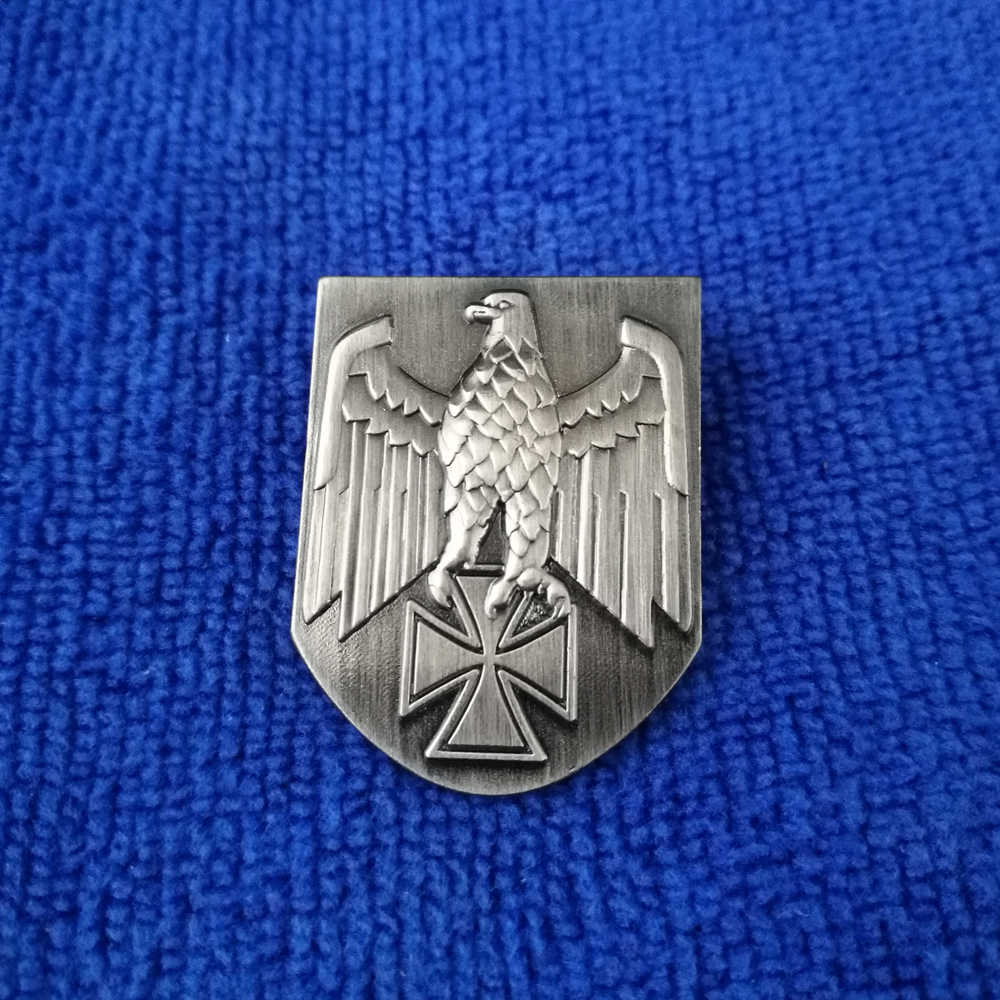 WW2 Jerman Elang Pin Badge Bros