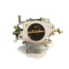 6K5 14301 02 Middle Carburetor For Yamaha 60HP E60M Outboard Engine Parsun T60 Boat Motor aftermarket