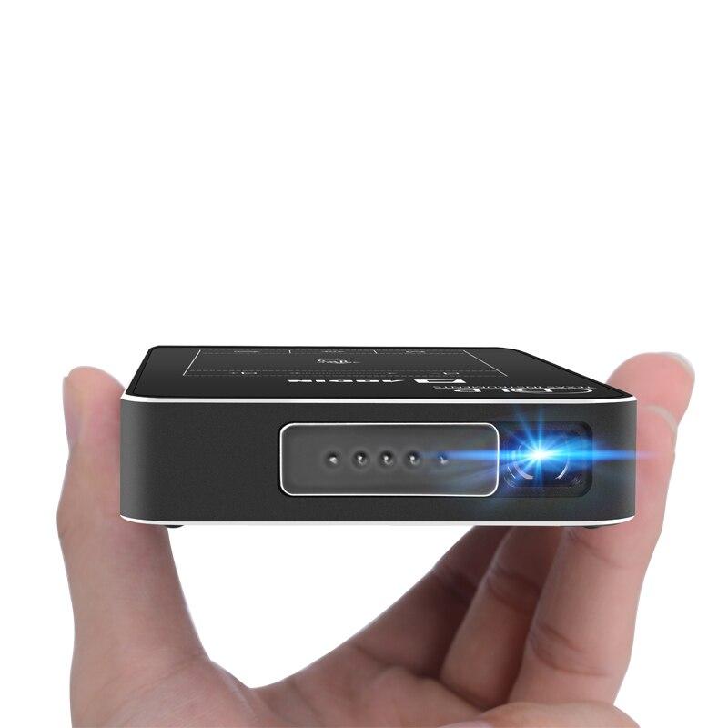 AODIN 1 + 32G WIFI prijenosni projektor Pametni višedodni HD DLP - Kućni audio i video - Foto 3